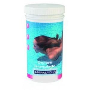 Dicloro granulare 55% 1Kg - ASTRALPOOL