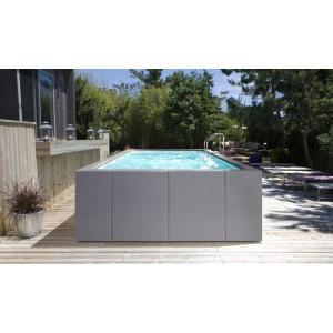 Piscina fuoriterra laghetto dolcevita diva 25 astralpool for Offerte piscine fuori terra