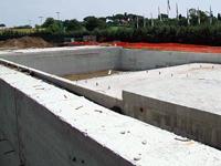 Piscine in cemento armato